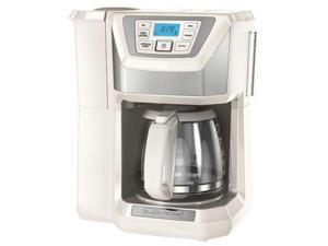 Applica CM5000WD Bd 12C Mill N Brew Wht