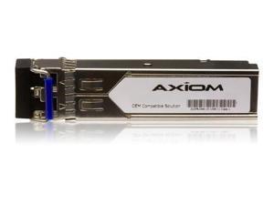 Axiom GLC-BX-U-I-AX Sfp (Mini-Gbic) Transceiver Module ( Equivalent To: Cisco Glc-Bx-U-I ) - Gigabit Ethernet - 1000Base-Bx10-U - Lc Single Mode - Up To 6.2 Miles - 1310 (Tx) / 1490 (Rx) Nm