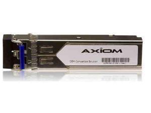 Axiom N-SFP-LX-AX Sfp (Mini-Gbic) Transceiver Module - Gigabit Ethernet - 1000Base-Lx - Lc Single Mode - Up To 6.2 Miles - 1310 Nm