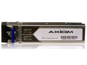Axiom SFP2GCEXFIN-AX Sfp (Mini-Gbic) Transceiver Module ( Equivalent To: Finisar Ftlf1419P1Bcl ) - 1000Base-Lx, Fibre Channel - Lc Single Mode - Up To 34.2 Miles - 1310 Nm