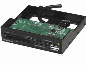 Manhattan 100915 60-in-1 USB 2.0 Multi-Card Reader/Writer