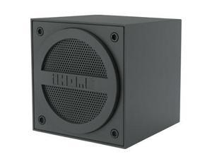iHome iBT16BBC Rubberized Bluetooth Mini Speaker Cube with Rechargeable Battery