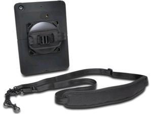 SECUREBACK M-SERIES RUGGED ENCLOSURE  + HAND & SHOULDER STRAP FOR IPAD AIR