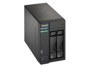 2 Bay Network Attached Storage (NAS) 2GB Ddr3l - AS6102T