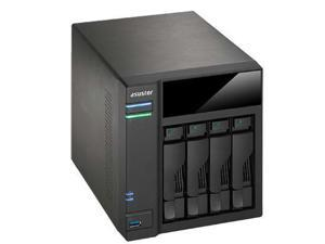 4 Bay Network Attached Storage (NAS) 2GB Ddr3l - AS6104T