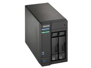 2 Bay Network Attached Storage (NAS) 4GB Ddr3l - AS6202T