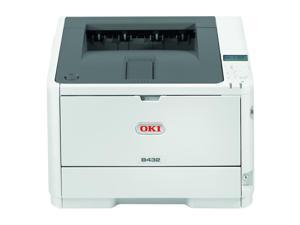 62444401 B432DN 42 ppm Monochrome Laser Printer