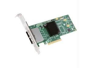 LSI Logic LSI00188 Logic 9200-8E 8-Ports Sas Controller - Pci Express X8 - Plug-In Card - 2 Total Sas Port(S) - 2 Sas Port(S) External