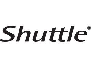 Shuttle NC02U 0.85 Liter Nano Thin-Client Pc Media Player Intel Celeron 3855U, Max. 32Gb
