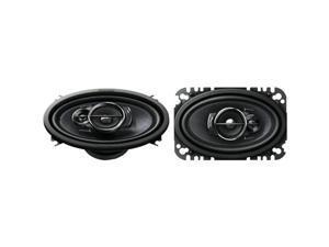 "PIONEER TS-A4676R A-Series 4"" x 6"" 200-Watt 3-Way Speakers"