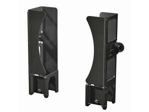 Chief FCA112 Fusion - Mounting Component ( 2 Support Brackets ) For Media Player - Black - Wall-Mountable - For Large Fusion Lsa5095, Lsa5241, Lsm1U, Lsm5042, Lta5095, Ltm, Ltm1U, Ltm5053, Ltm5074