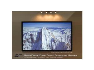 """Elite Screens SableFrame ER110DHD3 Fixed Frame Projection Screen - 110"""" - 16:9 - Wall Mount"""