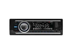 XO Vision XD107 Single-Din In-Dash Fm/Mp3 Stereo Digital Media Receiver With Usb Port & Sd Card Slot