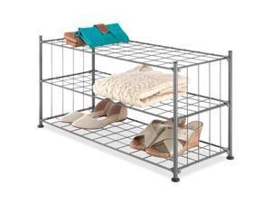 Whitmor 6905-5916 Storage Shelves 3 Level Steel
