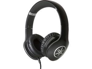 Yamaha On Ear Headphones Black - HPH-PRO300BL