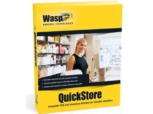 WASP 633808471101 Quickstore Pos - License - 1 Additional Lane - Standard - Pc