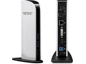 TRENDnet Universal USB 3.0 Dock Station - TU3-DS2