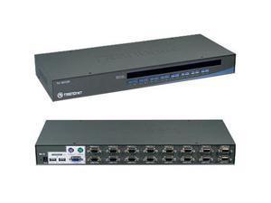 TRENDnet 16-port USB Kvm Swt.rack Mount - TK-1603R