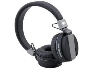 QFX, Inc. Bt Stereo Headphonens With Battery - H-255BT