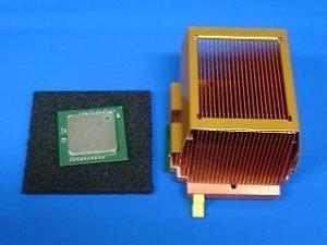 HP 379430-001 Intel Xeon Single-Core Processor - 3.6Ghz (Irwindale, 800Mhz Front Side Bus, 2Mb Level-2 Cache) - Includes Heatsink