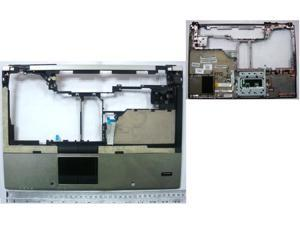 HP 594098-001 Upper Cpu Cover (Chassis Top) - With Integrated Touchpad, Smart Card Reader, And Fingerprint Reader - For Use With The Hp Elitebook 8440P