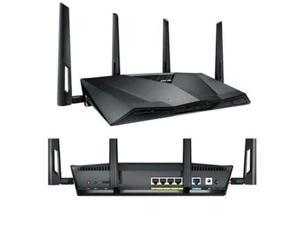 ASUS Wireless Ac3100 Gigabit Router - RT-AC3100