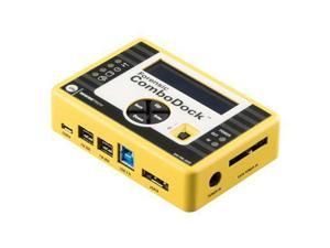 CRU 31360-3109-0000 Forensic Combodock V5.5 - Write-Blocked Or Read/Write Access To Bare Sata Or Id