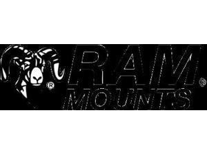 Ram Mounts RAP-356U Ram Adapter Plate W Amps 75 Vesa 120 Deg