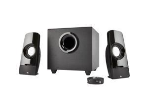 Cyber Acoustics Curve Storm 2.1 Speaker System - 22 W RMS