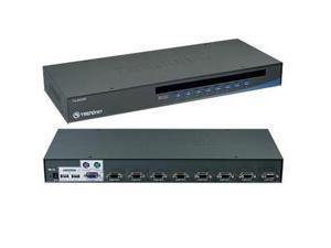 TRENDnet 8-port USB Kvm Swtc.rack Mount - TK-803R