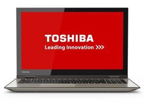 "TOSHIBA Satellite L55W-C/5153 Intel Core i7 6th Gen 6500U (2.50 GHz) 8 GB Memory 256 GB SSD Intel HD Graphics 520 15.6"" Touchscreen 1920 x 1080 Ultrabooks Windows 10 Home 64-Bit"