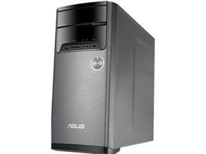 ASUS Desktop Computer M32CD-US010T Intel Core i7 6th Gen 6700 (3.4 GHz) 8 GB DDR4 2 TB HDD 8 GB SSD Intel HD Graphics 530 Windows 10 Home 64-Bit
