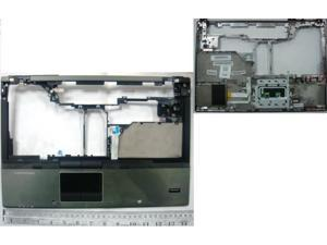 HP 594099-001 Upper Cpu Cover (Chassis Top) - With Integrated Touchpad, Smart Card Reader, And Fingerprint Reader - For Use With The Hp Elitebook 8440W