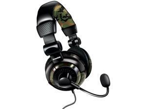 Dreamgear DGUN-2574 Universal Elite Camo Headset