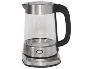 NESCO GWK-03D Glass Digital Water Kettle