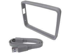 Western Digital WDBZBY0000NSL-NASN WD Grip Pack for My Passport Ultra (Smoke)
