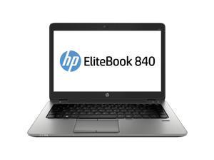 HP L3Z72UT Elitebook 840 G2 14 Inch Led Notebook - Intel Core I5 I5-5300U Dual-Core (2 Core) 2.30 Ghz - Black, Gray - 8 Gb Ddr3L Sdram Ram - 180 Gb Ssd - Intel Hd Graphics 5500 - Windows 7 Professiona