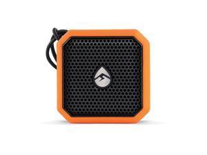 Grace Digital EXPLT500 Ecolite Waterproof Speaker In Orange