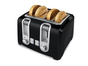 Applica Black & Decker T4569B Four Slice Toaster