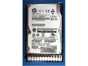 HP 719429-001 900Gb Sas Hard Drive - 10,000 Rpm, 6Gb/Sec Transfer Rate, 2.5-Inch Small Form Factor (Sff), Enterprise, Smartdrive Carrier (Sc)