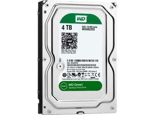 Western Digital WD40EZRX Wd Green - Hard Drive - 4 Tb - Internal - 3.5 Inch - Sata 6Gb/S - Buffer: 64 Mb - For My Cloud Ex2, Ex4