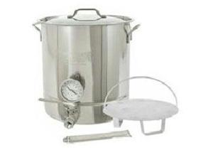 Barbour 800-416 Bc 6Pc Home Brew Kettle Kit