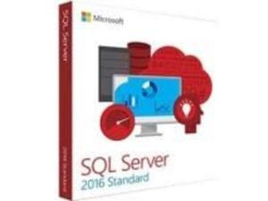 Microsoft 228-10602 Sql Server 2016 Standard - Box Pack - 1 Server, 10 Clients - Dvd - Win - English - Canada, United States