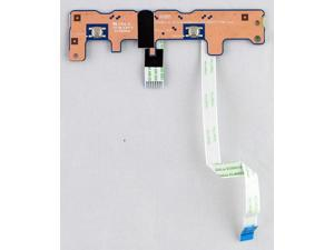 HP 758045-001 Touchpad Button Board - Includes A Touchpad Cable, Touchpad Button Board Cable, And Double-Sided Adhesive