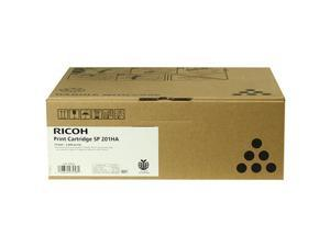 Ricoh - 407258 - Ricoh SP 201HA Toner Cartridge - Black - Laser - 2600 Page