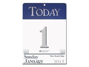 House of Doolittle HOD310 Recycled Today Wall Calendar, 6 1/2 X 9, 2017