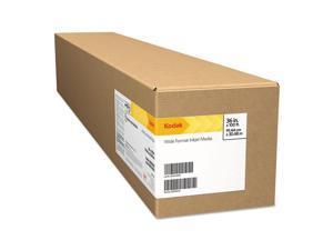 Kodak KPPG36 Premium Photo Paper, 10Mil, Solvent, Glossy, 36 Inch X 100 Ft