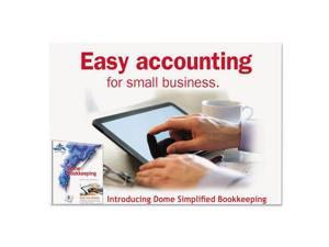Dome 0114R Simplified Bookkeeping Software, Renewal, Mac Os X & Later, Windows 7, 8