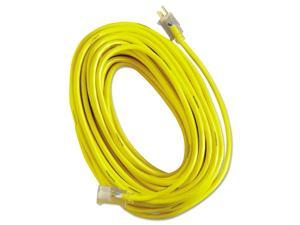 CCI 860-2885 Yellow Jacket Power Cord, 12/3 Awg, 100Ft