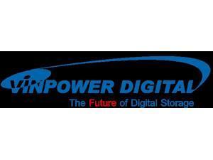 Vinpower 6I04-128GR1001 128Gb Iconnect Mini Iphone/Ipad Flash Drive Pc Usb Pqi Iron Gray